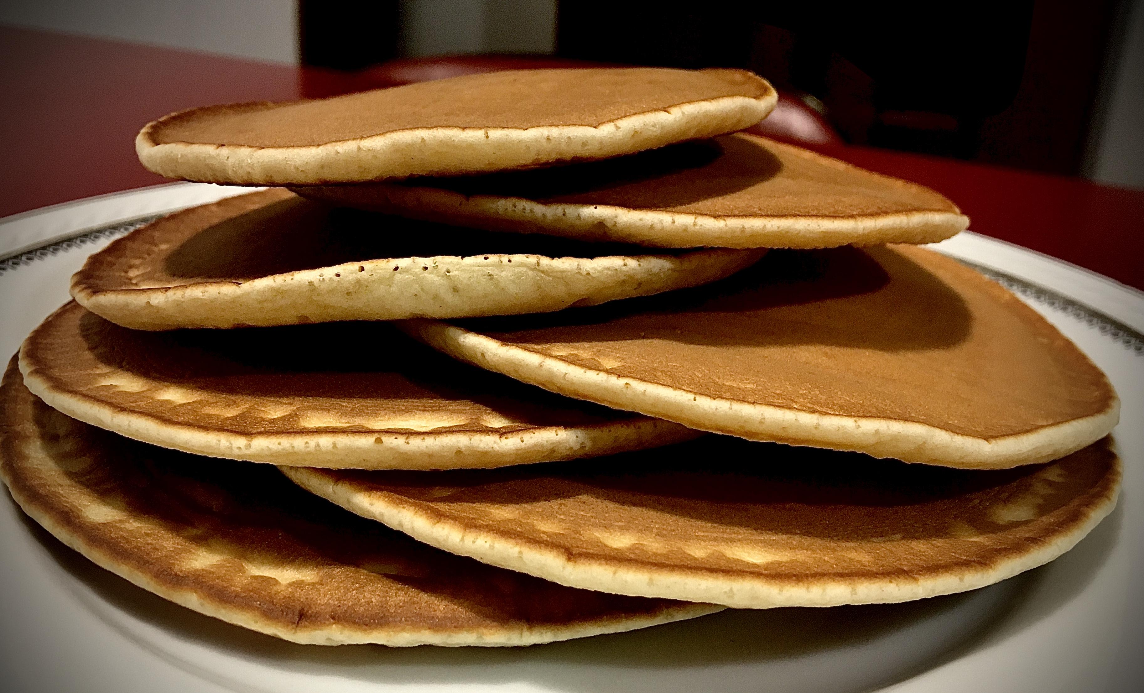 Ricetta Pancake Nella Bottiglia.Pancake In Bottiglia Camice Da Chef